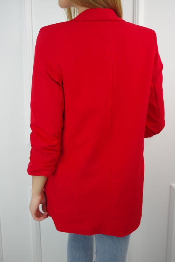 Marynarka Yolande Czerwona 3