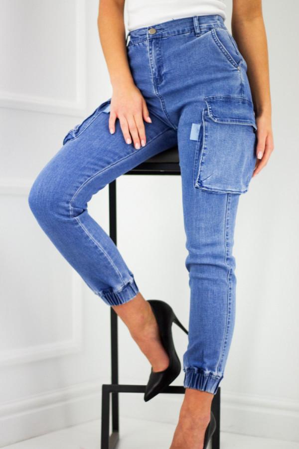 Spodnie Bojówki Crown Jeans