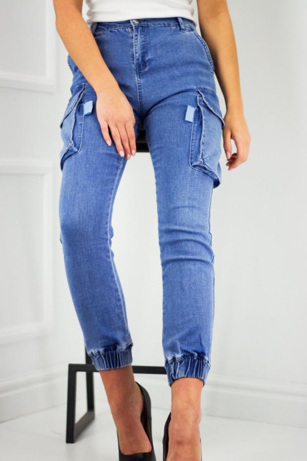 Spodnie Bojówki Crown Jeans 1