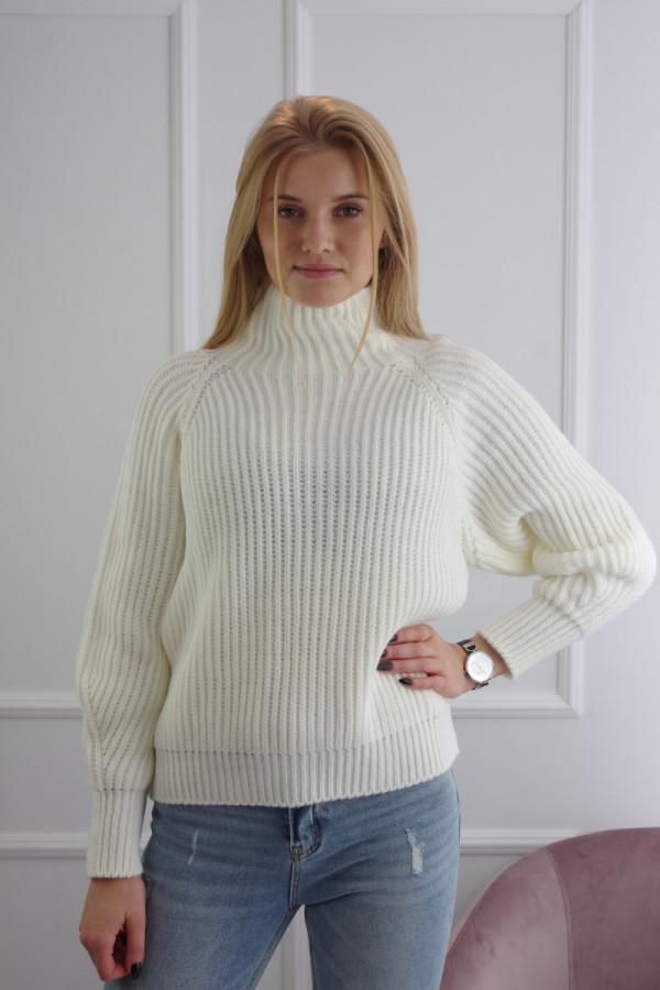 Sweter Emma Ecru