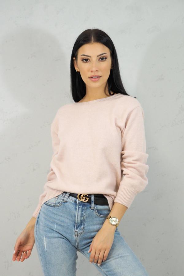 Sweter Cindy Różowy