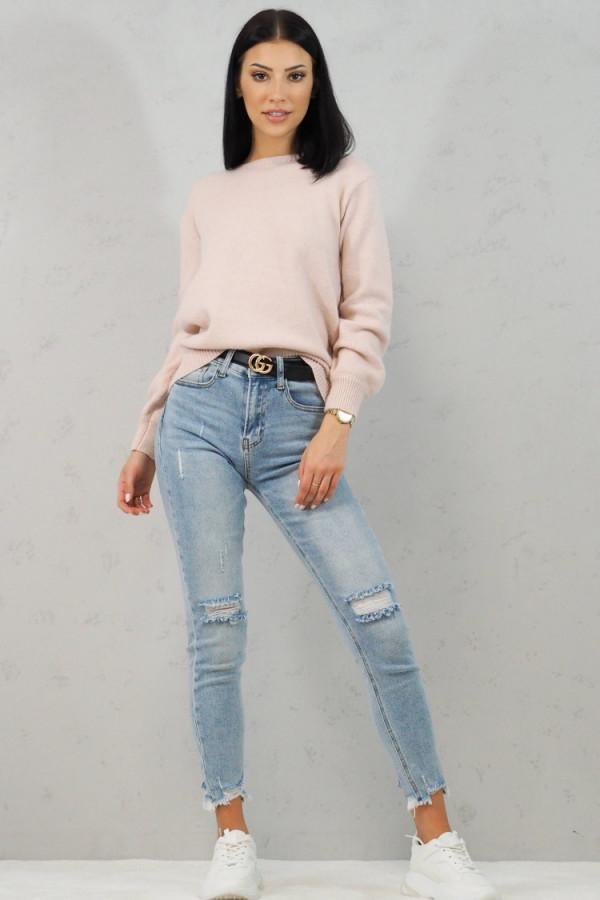 Sweter Cindy Różowy 4