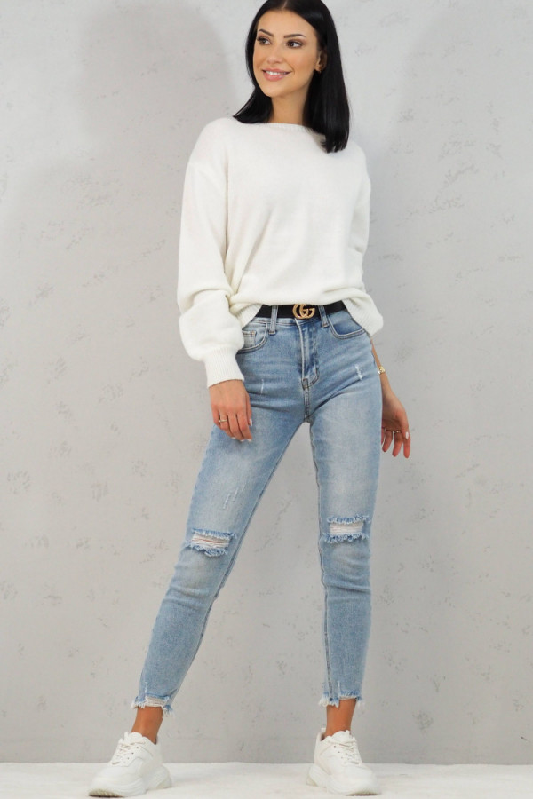 Sweter Cindy White 2