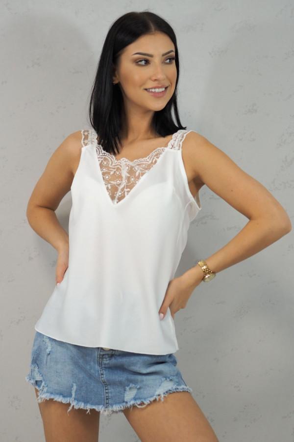Bluzka Paola Biała 1