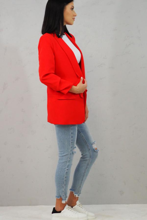 Marynarka Lola Czerwona 12