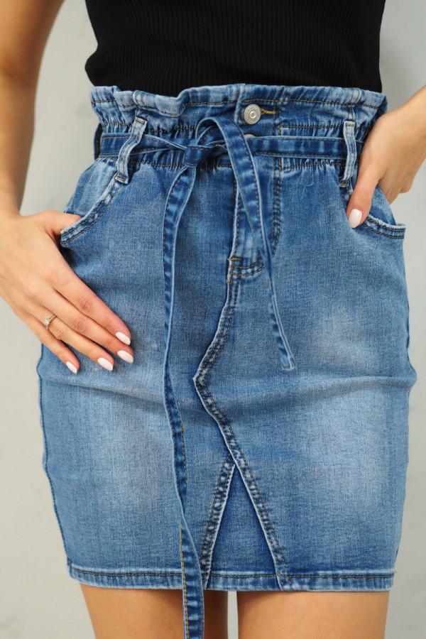 spódniczka jeansowa luna
