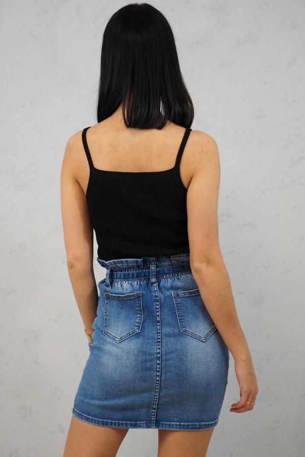 spódniczka jeansowa luna 4
