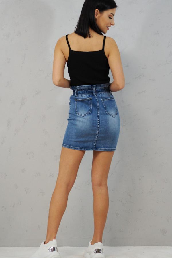 spódniczka jeansowa luna 7