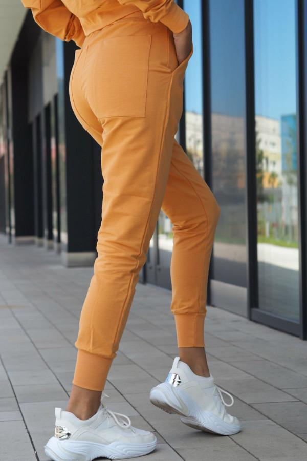Pomarańczowy komplet Daniel 3