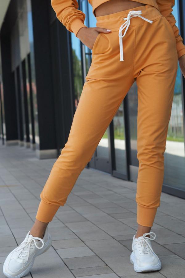 Pomarańczowy komplet Daniel 5