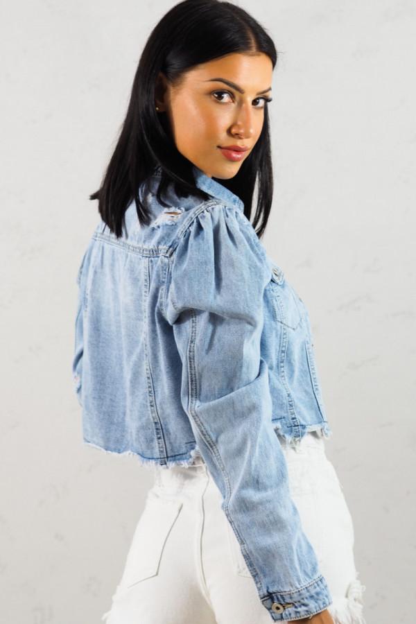 Katana jeansowa Rosa 6