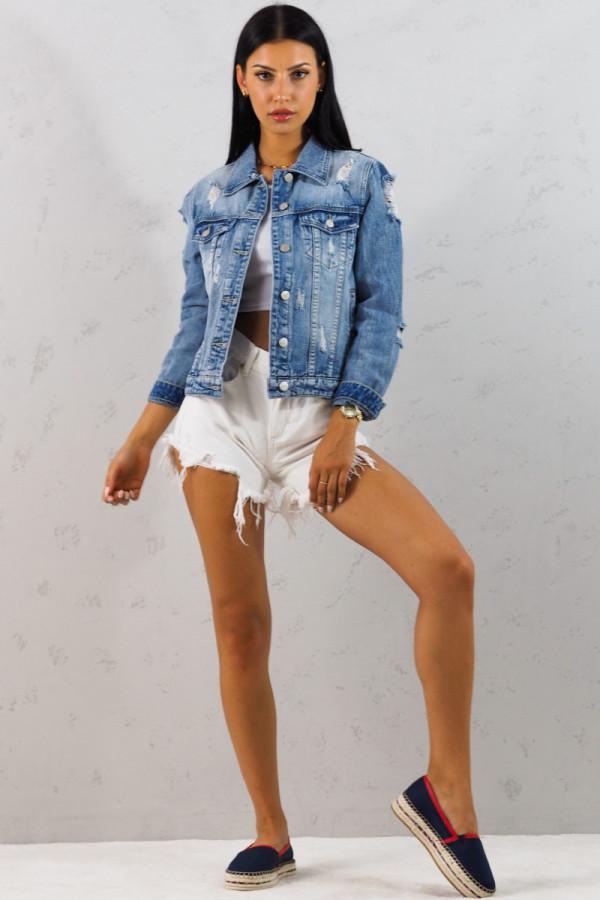 Katana jeansowa Marcella 1