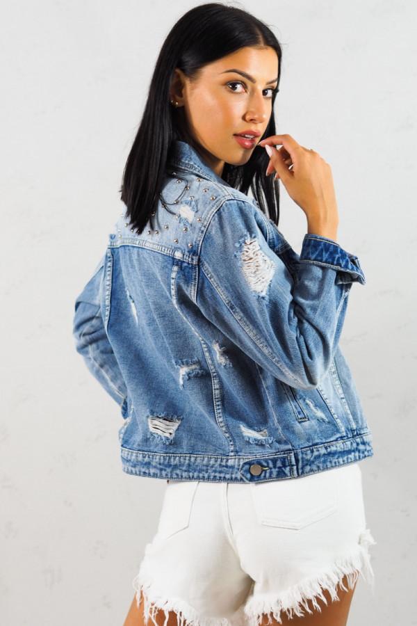 Katana jeansowa Marcella 7