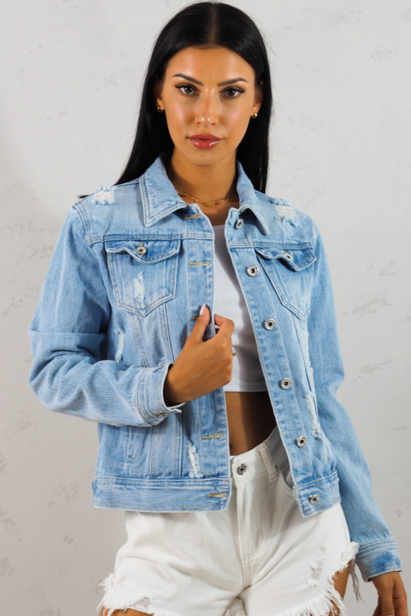 Katana jeansowa Orsola 4
