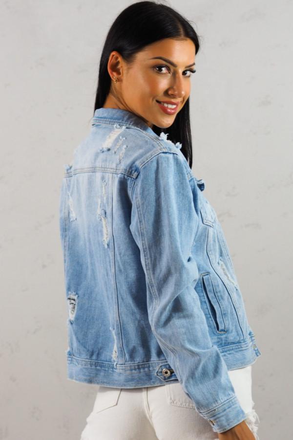Katana jeansowa Orsola 7