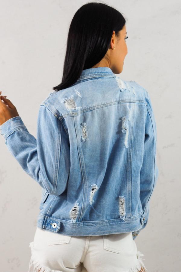 Katana jeansowa Orsola 8