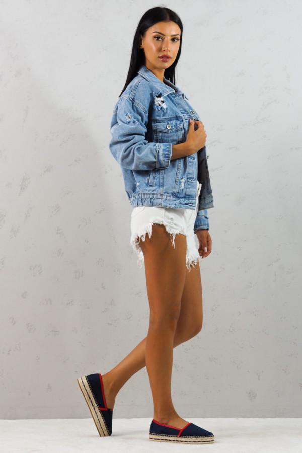 Katana jeansowa Nadia