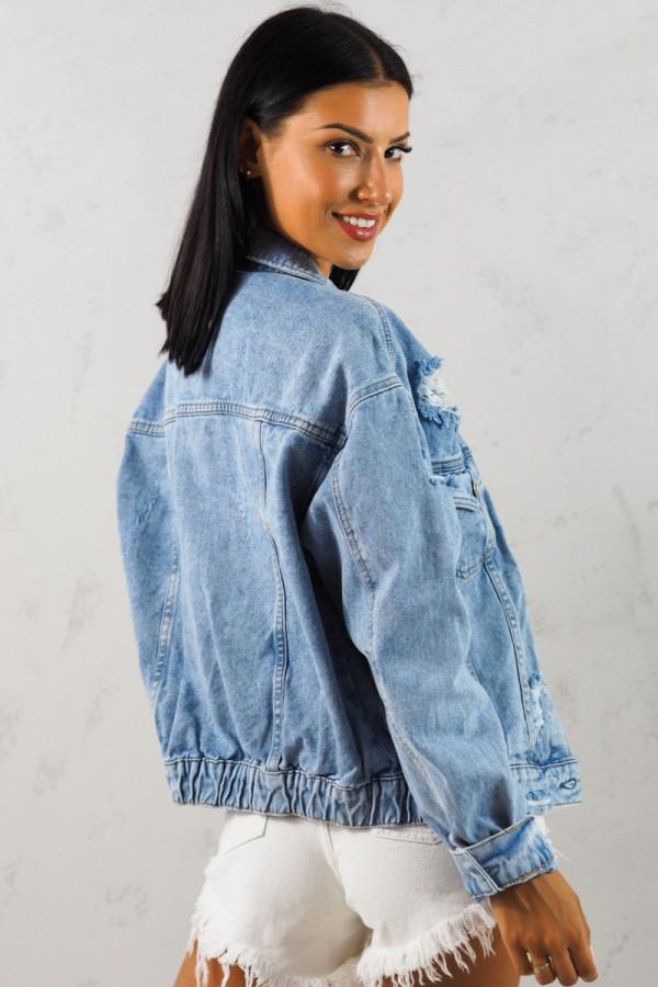 Katana jeansowa Nadia 5