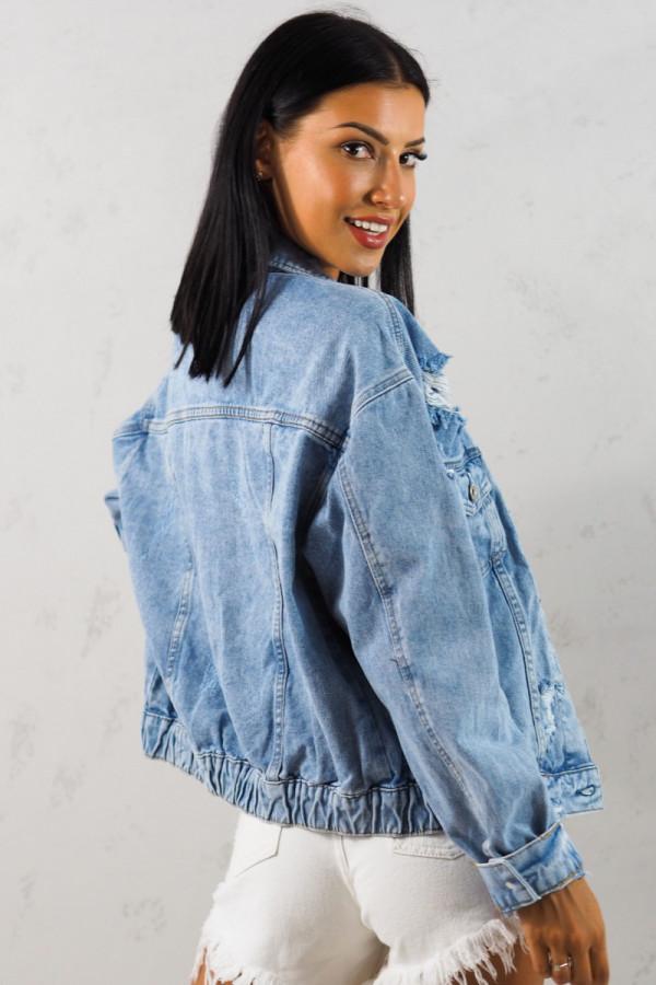 Katana jeansowa Nadia 6