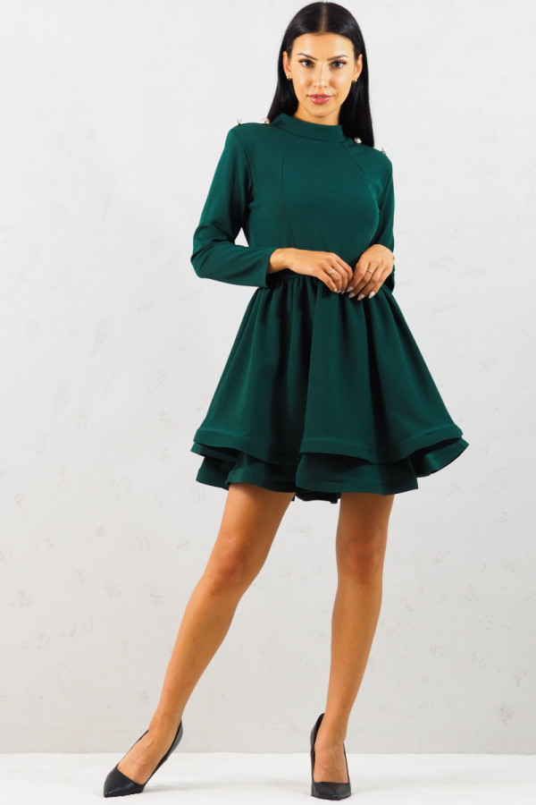 Sukienka zielona Adela