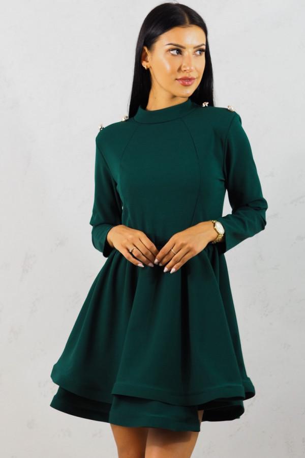Sukienka zielona Adela 1