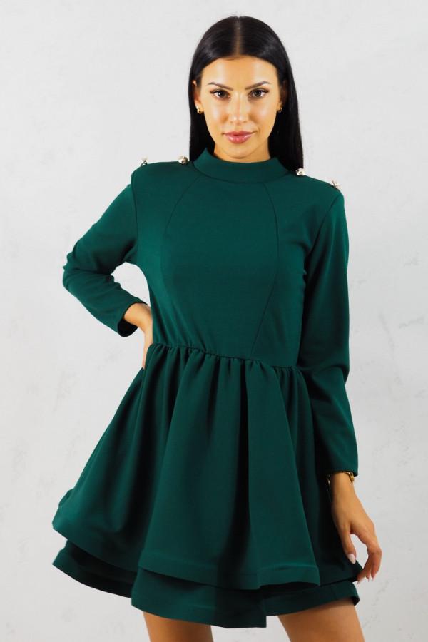 Sukienka zielona Adela 2