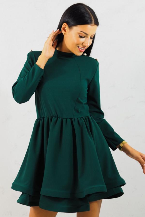 Sukienka zielona Adela 3