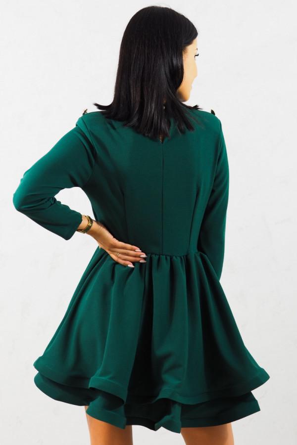 Sukienka zielona Adela 4