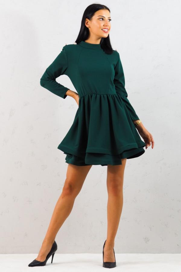 Sukienka zielona Adela 6
