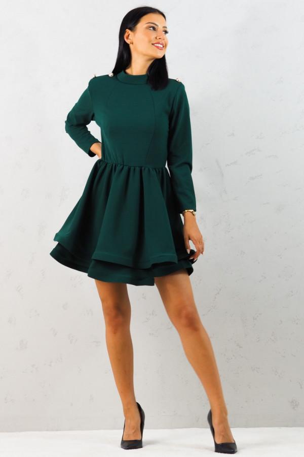 Sukienka zielona Adela 7