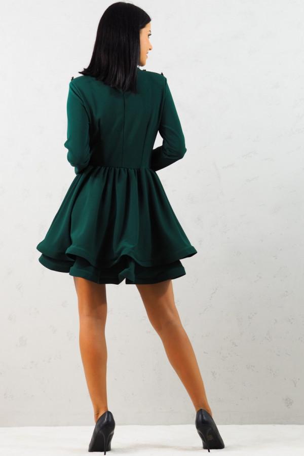 Sukienka zielona Adela 8