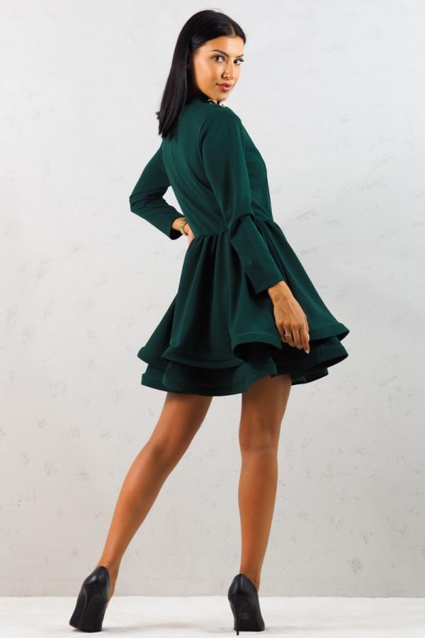 Sukienka zielona Adela 9