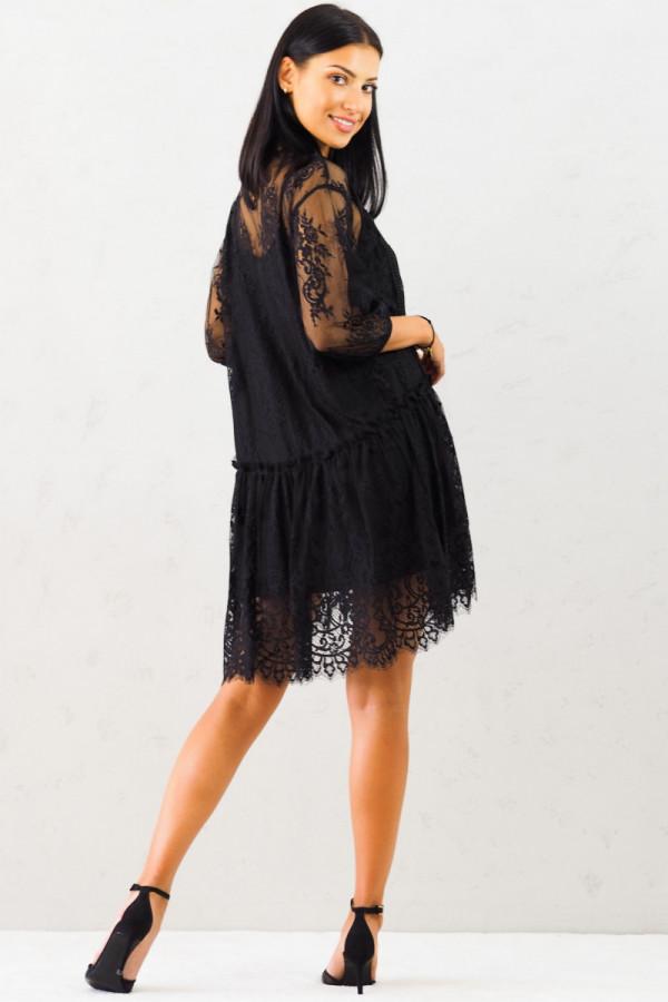 Sukienka Dara Czarna 3