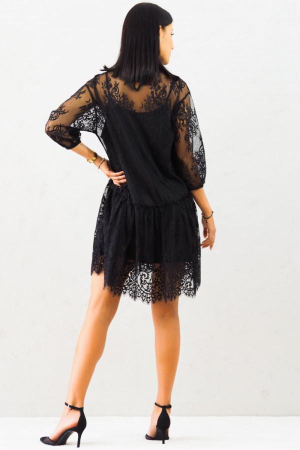 Sukienka Dara Czarna 4