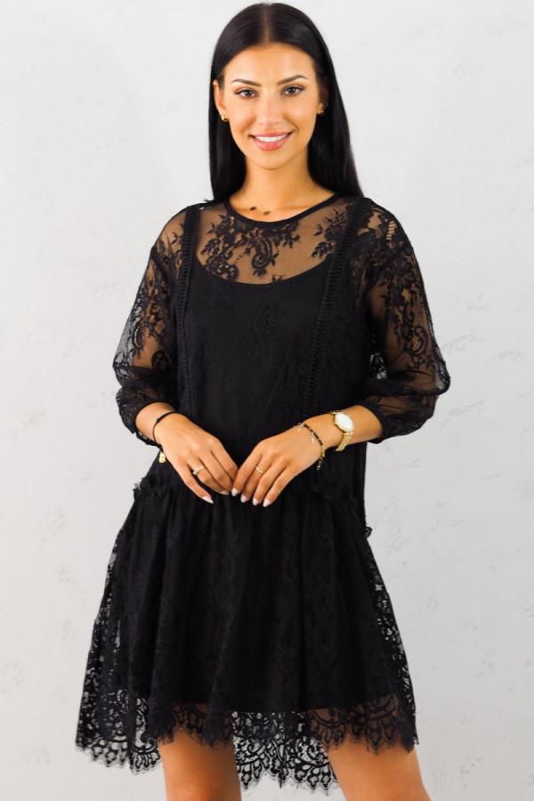 Sukienka Dara Czarna 5