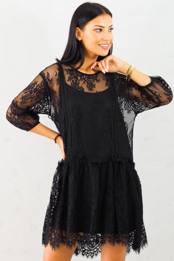 Sukienka Dara Czarna 7