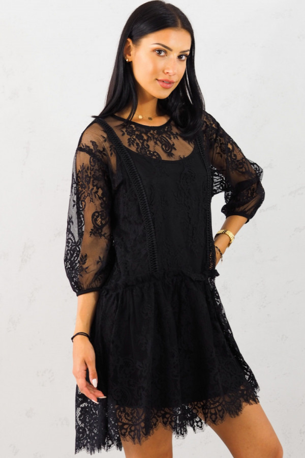 Sukienka Dara Czarna 8