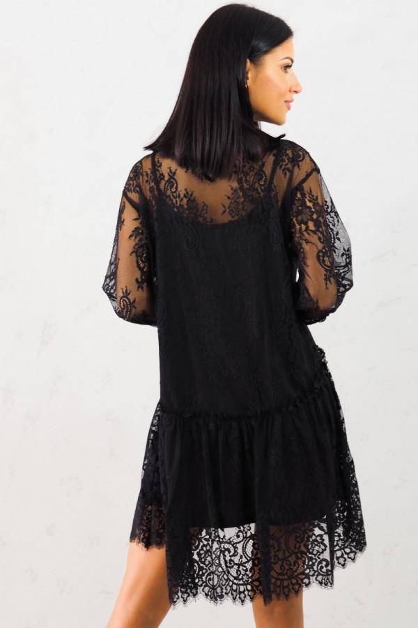 Sukienka Dara Czarna 9