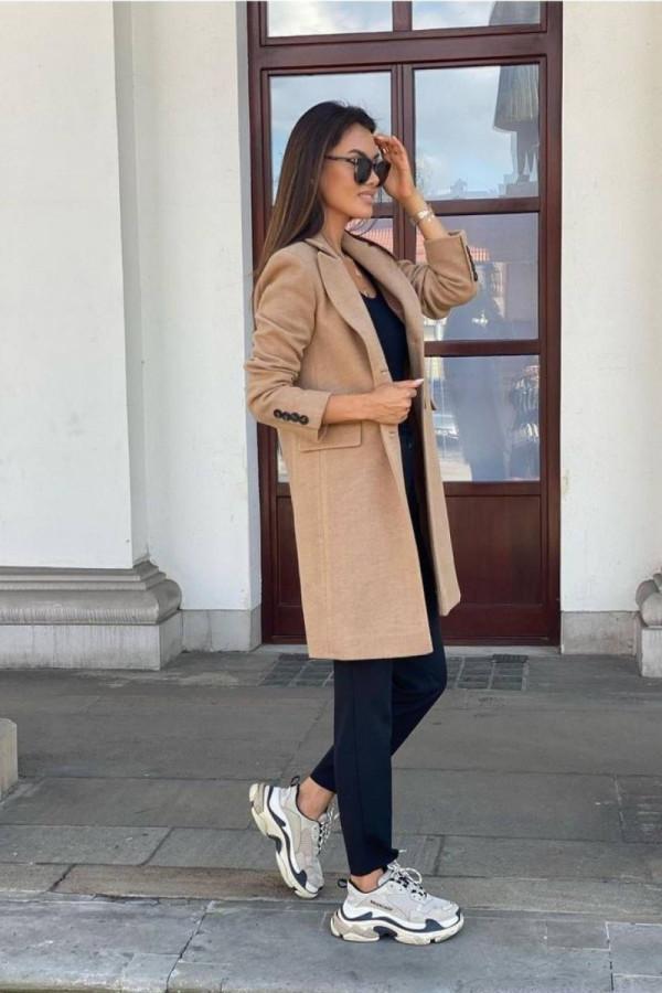 Płaszcz Avanti camel 1