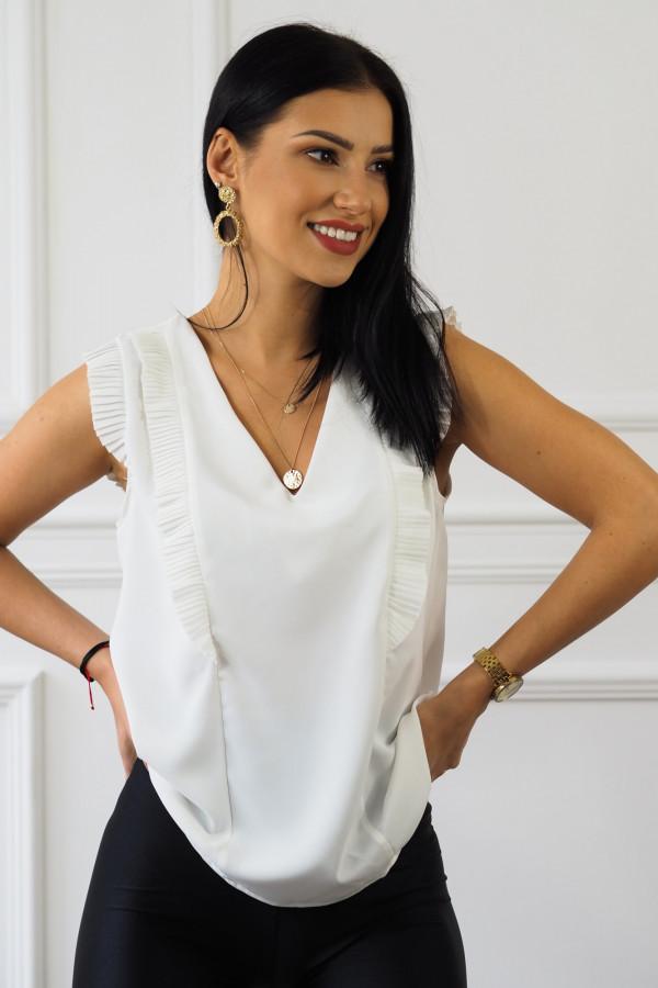biała bluzka z falbankami reyna 3