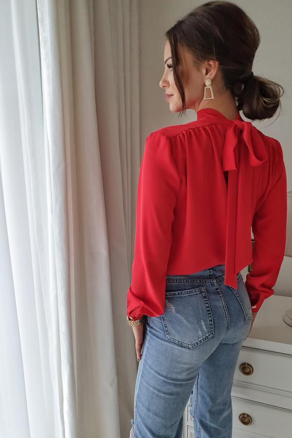 koszula luna czerwona