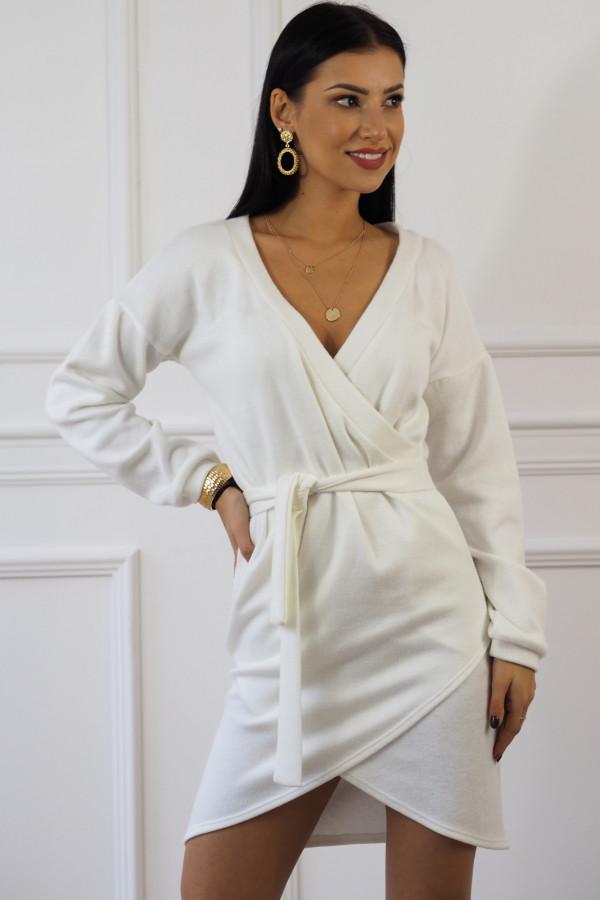 Biała sukienka Manuel