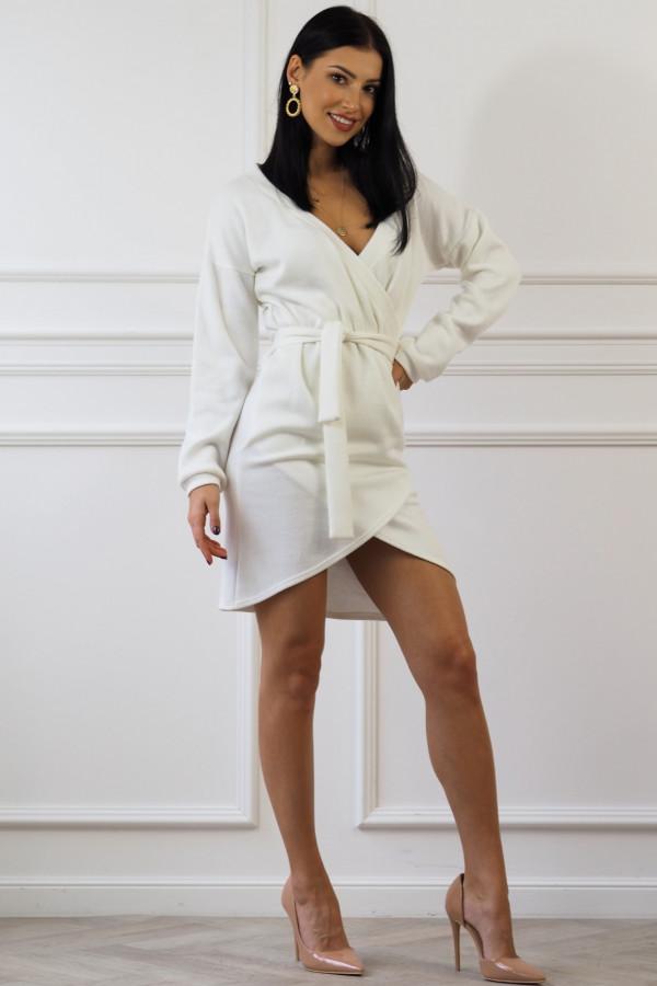 Biała sukienka Manuel 3