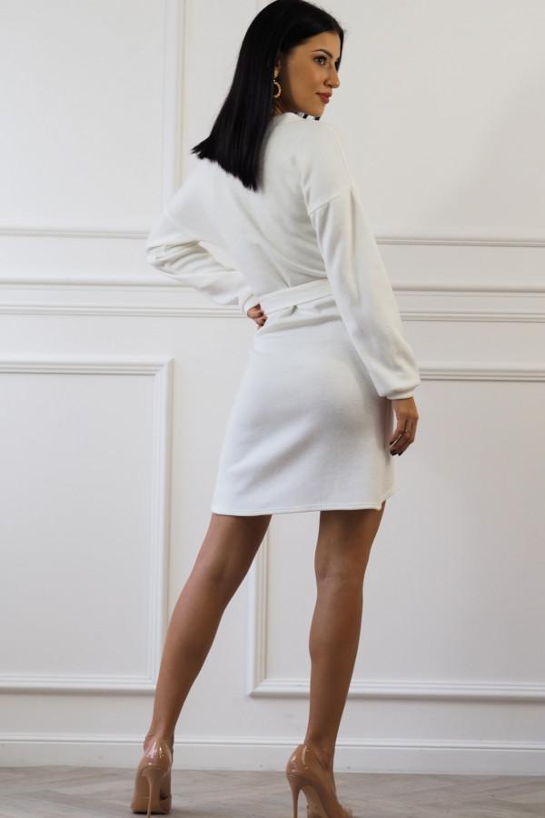 Biała sukienka Manuel 4