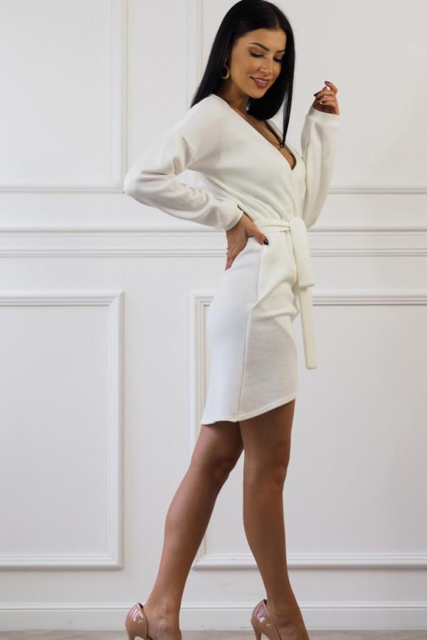 Biała sukienka Manuel 5
