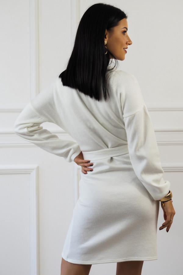 Biała sukienka Manuel 9