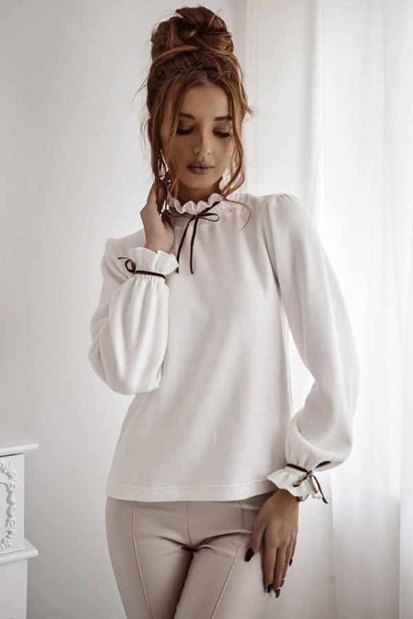 Biała bluzka Giovana
