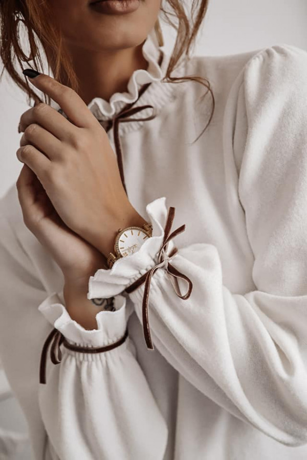 Biała bluzka Giovana 2