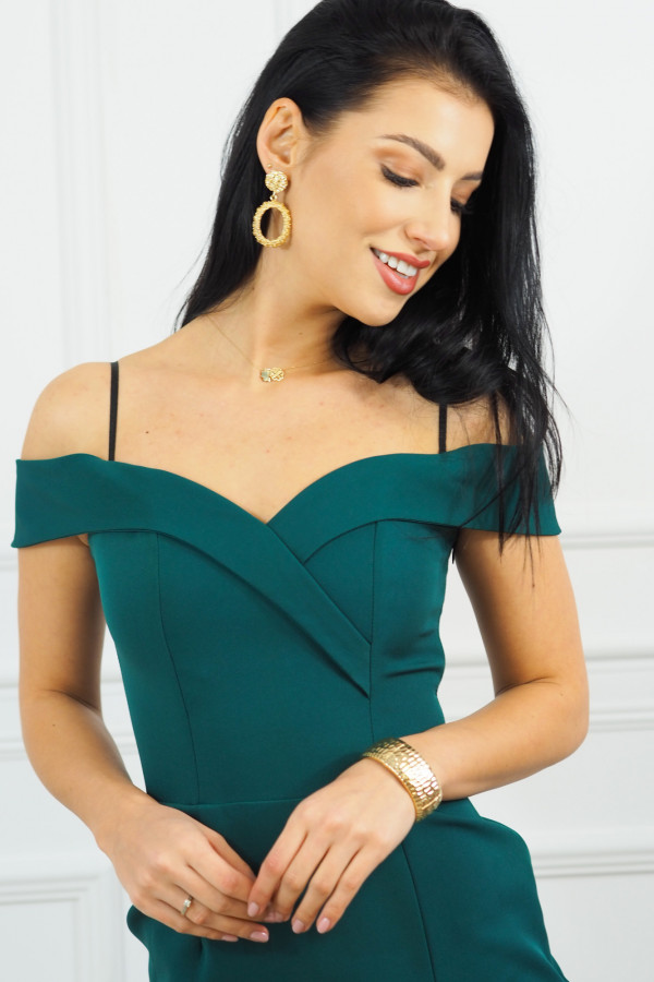 Sukienka Lucia Zielona 3