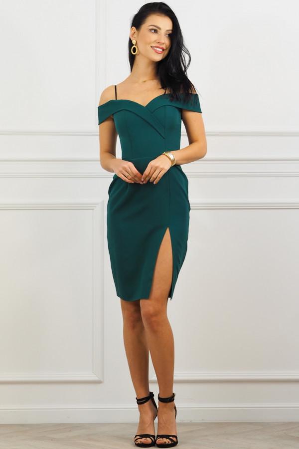 Sukienka Lucia Zielona 5